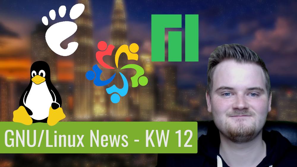 Manjaro 21.0 veröffentlicht – GNU/Linux News – KW 12