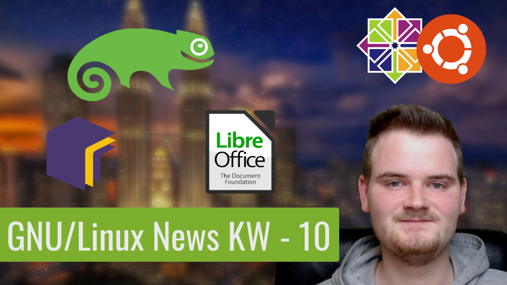 SUSE geht an die Börse – GNU/Linux News – KW 10